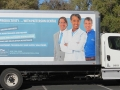 Patterson Dental Truck Install